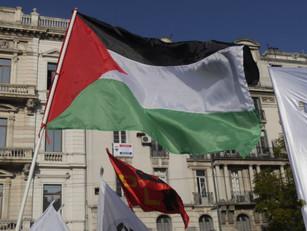 Solidaridad argentina con las y los presos políticos palestinos