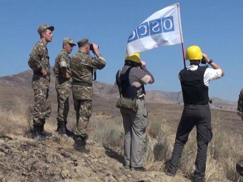 La OSCE pidió por la liberación de los prisioneros de guerra armenios