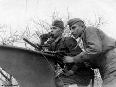 Las divisiones nacionales armenias del Ejército Rojo