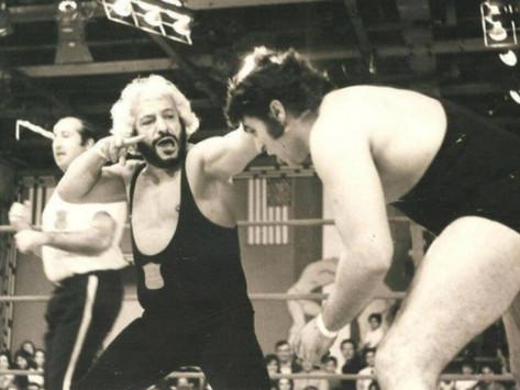 Martín Karadagian, el gran luchador que pateó el tablero