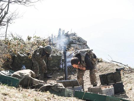 Día 42: Las batallas no frenaron en Shushí