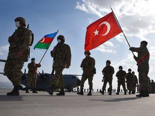 Turquía y Azerbaiyán empezaron los ejercicios militares conjuntos en Najichevan
