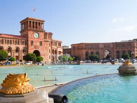 Ereván: de aldea a capital de Armenia