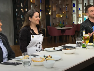 La comida armenia llegó a MasterChef Argentina