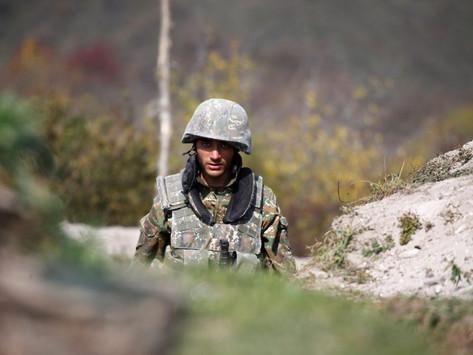 Pashinian confirmó que en la guerra de Artsaj murieron más de 3500 personas