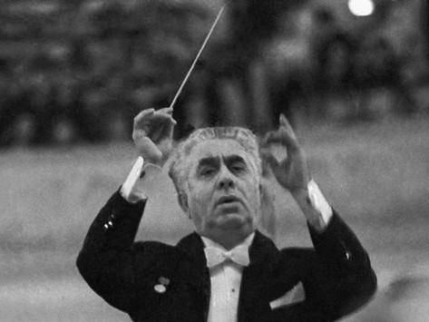 Aram Khachaturian, uno de los más grandes compositores soviéticos