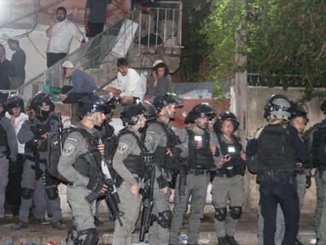 En el último año, aumentó la violencia de colonos israelíes contra palestinos