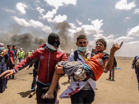 La niñez en el infierno en que Israel convirtió a Palestina