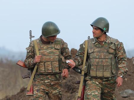 Día 41: El pueblo armenio impidió la toma de Shushí por parte de Azerbaiyán