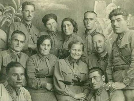 Armenia Soviética en los inicios de la Gran Guerra Patria