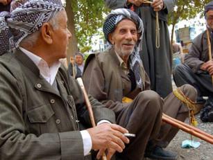 """""""La cuestión kurda es uno de los principales problemas de este país"""""""