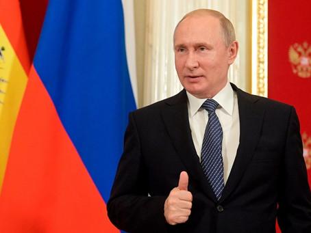 """Putin: """"Lo más importante fue que logramos detener el derramamiento de sangre"""""""