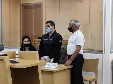 Azerbaiyán condenó a 20 años de cárcel al libanés-armenio Viken Eulchekchian