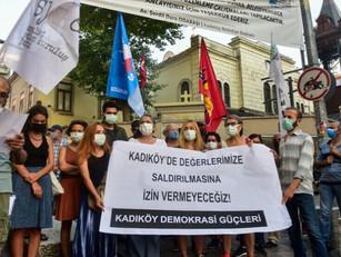En Estambul se solidarizaron con la iglesia armenia que fue atacada