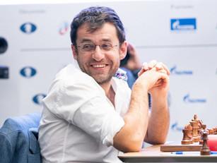 Levon Aronian, campeón del Goldmoney Asian Rapid