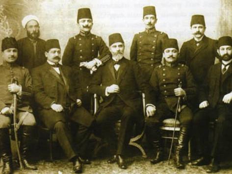 Los Jóvenes Turcos, la Masonería y el genocidio armenio