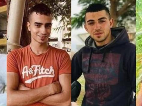 Cuatro palestinos fueron asesinados en una redada israelí en Cisjordania
