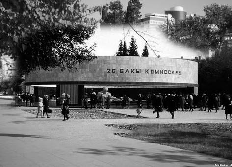 La Comuna de Bakú, la primera experiencia socialista en Transcaucasia