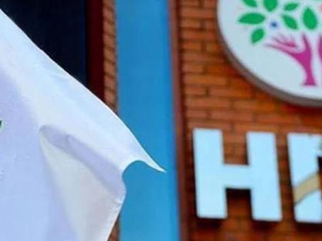 El Partido Democrático de los Pueblos de Turquía pidió la renuncia de Erdogan