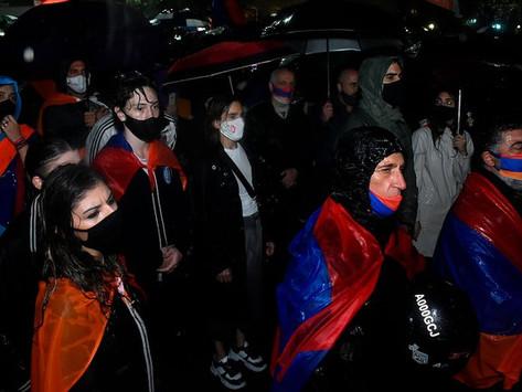 La comunidad internacional debe detener otro genocidio de Turquía y Azerbaiyán