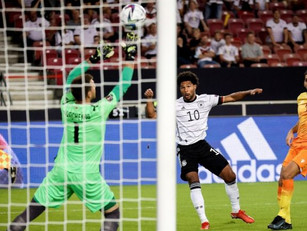 Armenia sufrió una dolorosa derrota ante Alemania