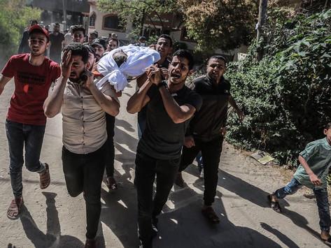 Tras once días de agresión contra el pueblo palestino, se anunció el alto el fuego en Gaza