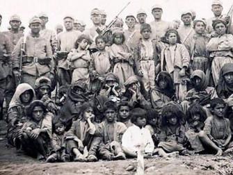 Se cumplieron 83 años del genocidio de Dersim
