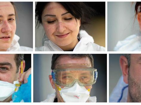 Resultados de la campaña armenia contra el coronavirus