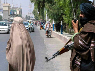 Talibanes sí, kurdos no
