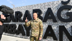 Aliyev amenaza con una nueva guerra