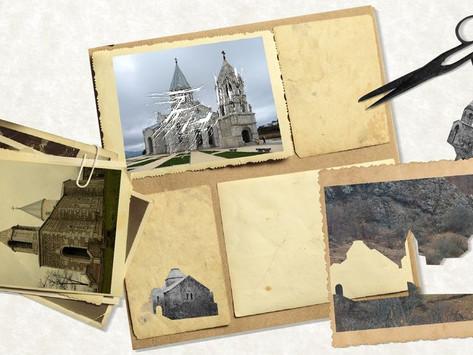 El patrimonio cultural de Artsaj en peligro