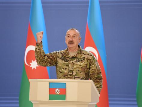 """Ilham Aliyev: """"Hemos destruido Armenia"""""""