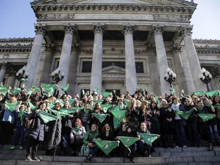 El proyecto de ley sobre el aborto ingresa a Diputados