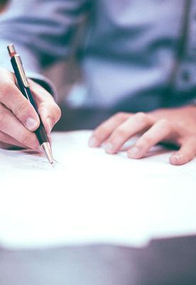 Contrato de assinatura