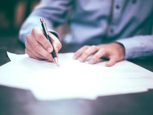 ZOOMレッスンを開催するインストラクターに必須!オンライン上で契約書にサインを貰う方法