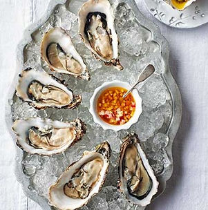 oysters-with-apple-horseradish-dressing-