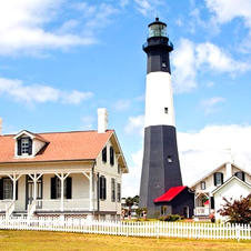 Climb the Oldest & Tallest Lighthouse in GA