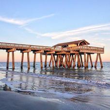 Visit the Iconic Tybee Island Pier
