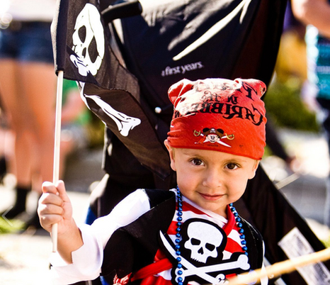 Pirates Fest 2019   Oct 10th-13th