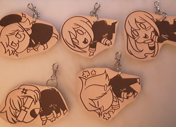 Royal Tutor Keychains