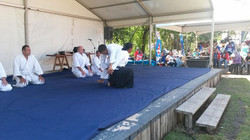 Aikido classed in Cape Town