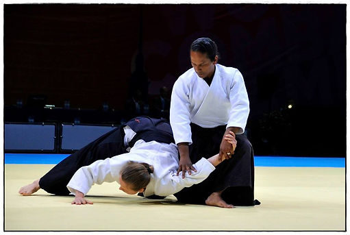 Aikido classes Cape Town