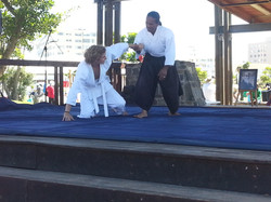 Aikido Classes in Cape Town