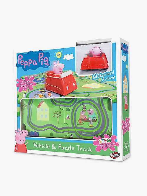 PEPPA PIG Tile track and play set