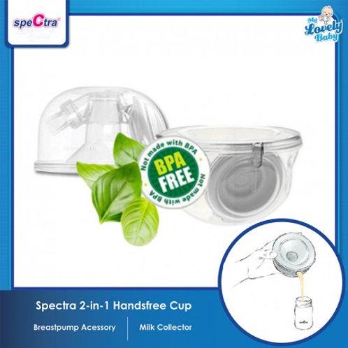 Spectra 2-in-1 HandsFree Cups