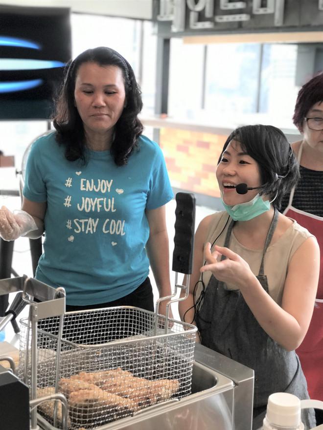 Postnatal Meal Cooking Class