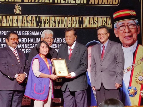 Appointed as the Bureau Head of Postanatal Care Division - Malaysia Professional Skill Development Education Association