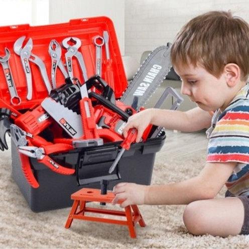 Kids Repairing Tools Box