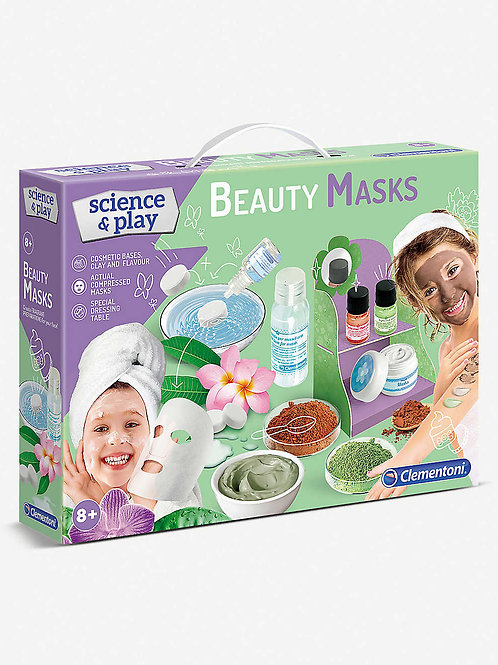 SCIENCE & PLAY Beauty Mask science kit