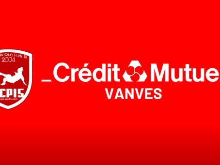 Nouveau partenaire : Crédit Mutuel Vanves